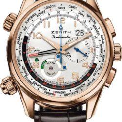 Ремонт часов Zenith 18.2400.4046/01.C721 Pilot Doublematic Limited edition 250 в мастерской на Неглинной