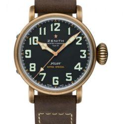 Ремонт часов Zenith 29.2430.679/21.C753 Pilot Type 20 Extra Special в мастерской на Неглинной