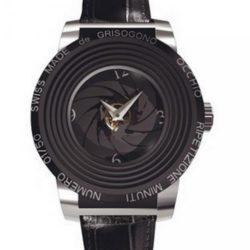 Ремонт часов deGrisogono OCCHIO N01 Occhio Minute Repeater в мастерской на Неглинной