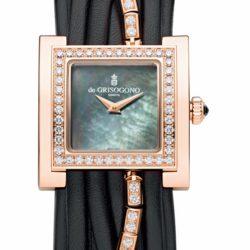 Ремонт часов deGrisogono S05 1B Allegra Watch Quartz в мастерской на Неглинной